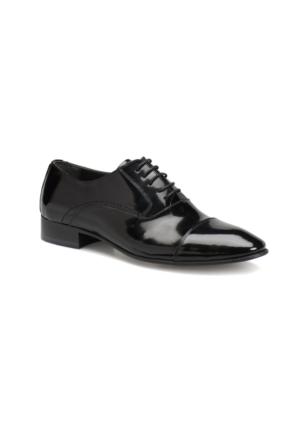 Garamond 1509 M 6688 Siyah Erkek Ayakkabı