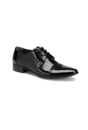 Garamond 1511 M 6688 Siyah Erkek Ayakkabı