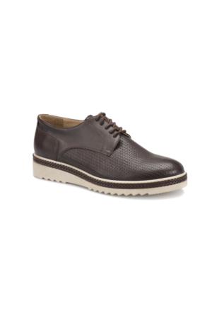 Jj-Stiller 10045-2 M 6693 Kahverengi Erkek Ayakkabı