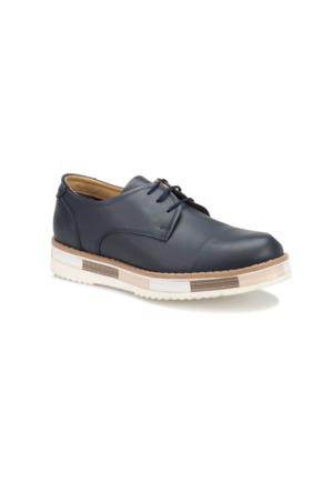Jj-Stiller Pt-1 M 6686 Lacivert Erkek Ayakkabı