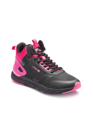 Lumberjack A3373425 Siyah Kadın Sneaker Ayakkabı