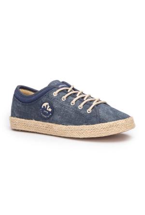 Lumberjack Sandrello Lacivert Kadın Sneaker Ayakkabı