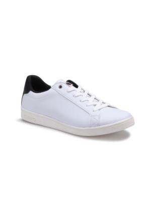 Mavi Leon Beyaz Erkek Sneaker Ayakkabı