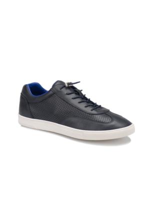 Oxide 165-1 M Lacivert Erkek Deri Sneaker Ayakkabı