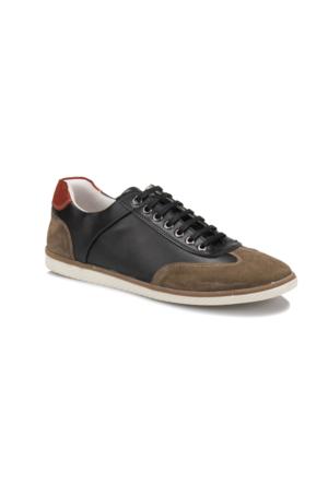 Oxide Mk-04 M 1492 Siyah Erkek Sneaker Ayakkabı
