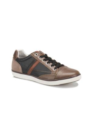 Oxide Otto M 1026 Kahverengi Erkek Sneaker Ayakkabı