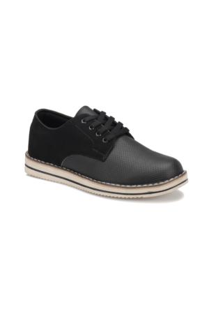 Panama Club Pnm520 Siyah Erkek Çocuk Ayakkabı