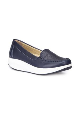 Polaris 5 Nokta 71.108147.Z Lacivert Kadın Ayakkabı