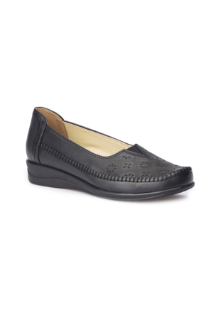 Polaris 5 Nokta 71.109612.Z Siyah Kadın Ayakkabı 373