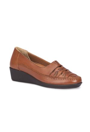 Polaris 5 Nokta 71.109631.Z Taba Kadın Ayakkabı