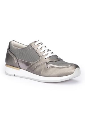 Polaris 71.109760.Z Antrasit Kadın Ayakkabı