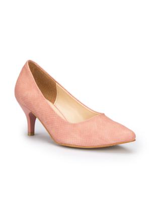 Polaris 71.307282Mz Pembe Kadın Gova Ayakkabı