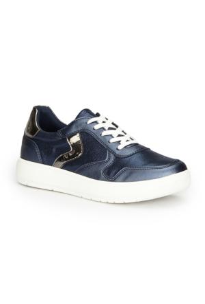 Polaris 71.310069Pz Lacivert Kadın Sneaker Ayakkabı