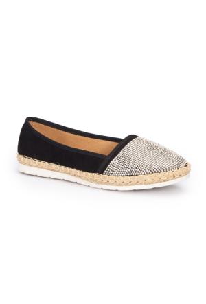 Polaris 71.310119.Z Siyah Kadın Sneaker Ayakkabı