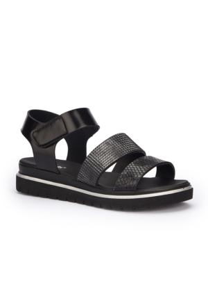 Polaris 71.310122.Z Siyah Kadın Sneaker Ayakkabı