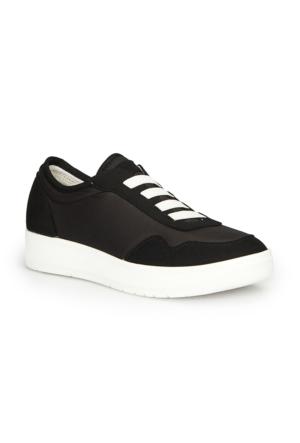 Polaris 71.310195.Z Siyah Kadın Ayakkabı