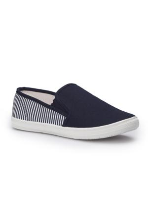 Polaris 71.353837.Z Lacivert Kadın Sneaker Ayakkabı