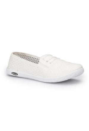 Polaris 71.354989.Z Beyaz Kadın Sneaker Ayakkabı