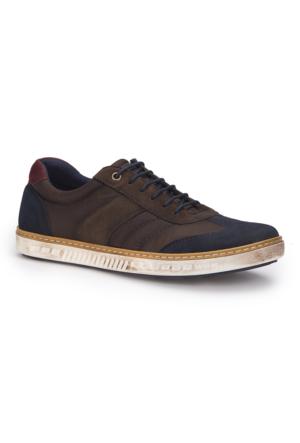 Polaris 71.355063.M Kahverengi Erkek Ayakkabı