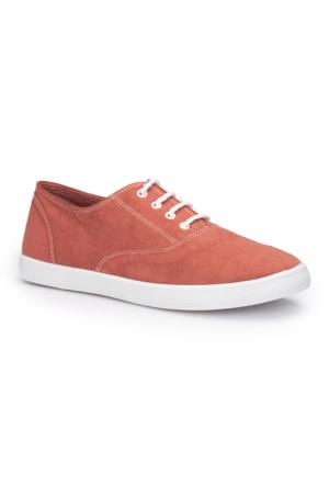 Polaris 71.355069.M Turuncu Erkek Sneaker Ayakkabı