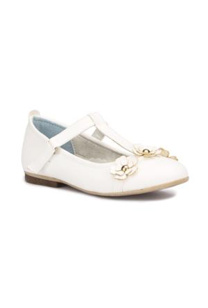 Polaris 71.509032.F Beyaz Kız Çocuk Ayakkabı