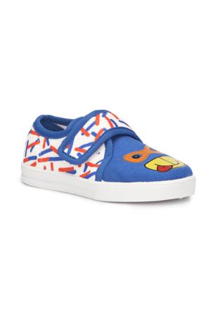 Polaris 71.509200.B Mavi Erkek Çocuk Sneaker Ayakkabı