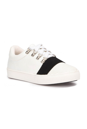 Polaris 71.509237.F Beyaz Erkek Çocuk Sneaker Ayakkabı