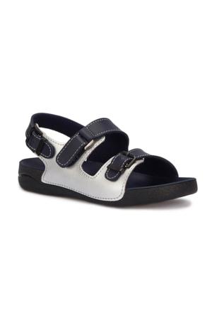 Polaris 71.509242.F Lacivert Erkek Çocuk Sandalet