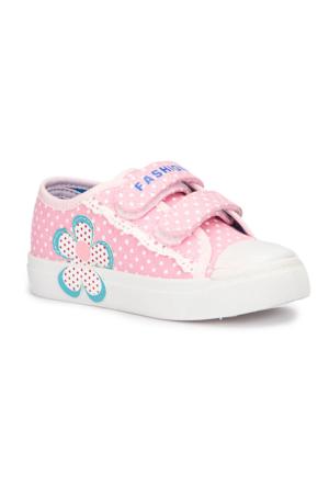 Polaris 71.509299.B Pembe Kız Çocuk Sneaker Ayakkabı