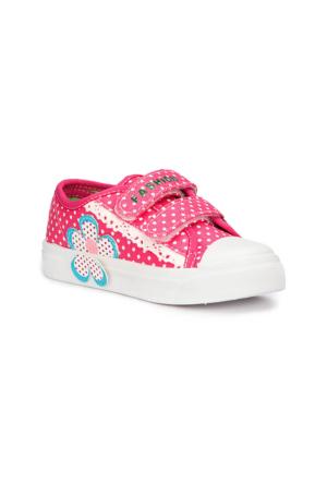 Polaris 71.509299.P Fuşya Kız Çocuk Sneaker Ayakkabı