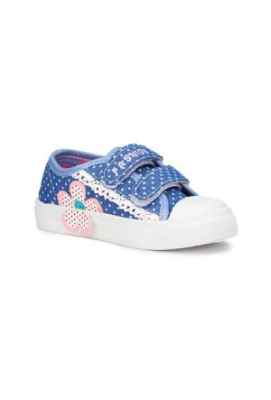 Polaris 71.509299.P Mor Kız Çocuk Sneaker Ayakkabı