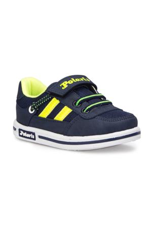 Polaris 71.509318.B Lacivert Erkek Çocuk Spor Ayakkabı