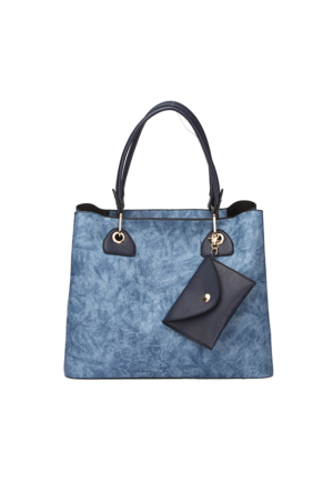 Polaris 71.960307.C Mavi Kadın Omuz Çantası