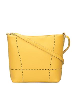 Polaris 71.960358.C Sarı Kadın Çapraz Çanta