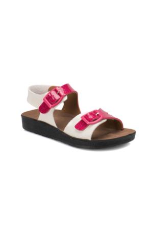 Seventeen Birky Fuşya Kız Çocuk Sandalet