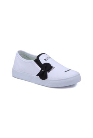 Seventeen Sva110 Beyaz Kız Çocuk Ayakkabı