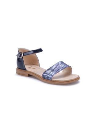 Seventeen Svs120 Lacivert Kız Çocuk Sandalet