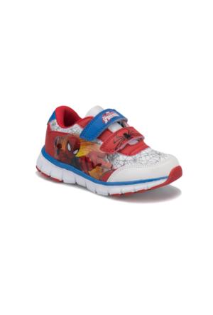Spiderman Parsly Beyaz Erkek Çocuk Spor Ayakkabı