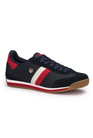 U.S. Polo Assn. Boni Lacivert Erkek Sneaker Ayakkabı