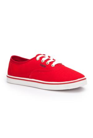 U.S. Polo Assn. Clayton Kırmızı Kadın Ayakkabı