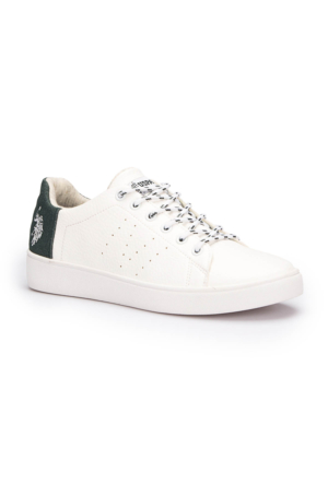 U.S. Polo Assn. Pal Yeşil Kadın Sneaker Ayakkabı