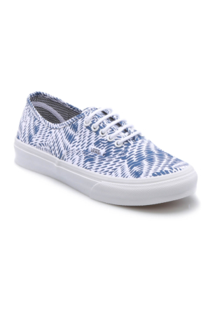 Vans Authentic Slim Lacivert Kadın Sneaker Ayakkabı