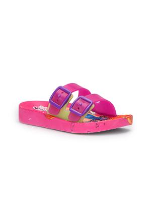 Winx Judi-1 Fuşya Kız Çocuk Terlik