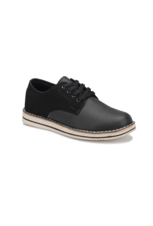 Yellow Kids YK551 Siyah Erkek Çocuk Ayakkabı