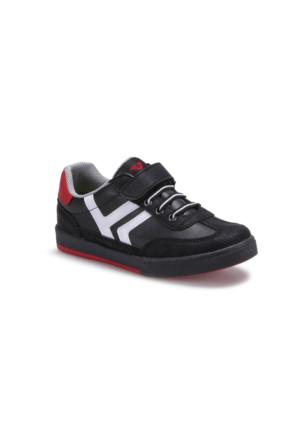 Yellow Kids YK901 Siyah Erkek Çocuk Spor Ayakkabı