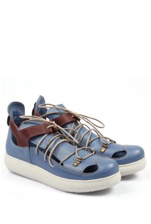 Gön Deri Kadın Ayakkabı 37655