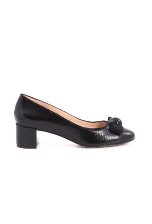 Kemal Tanca Kadın Orta Boy Topuklu Ayakkabı 171TCK277 8009