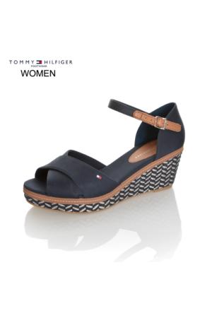 Tommy Hilfiger Kadın Sandalet Fw0Fw00372 403 E1285Lba 31D