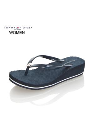 Tommy Hilfiger Kadın Terlik Fw0Fw00446 403 M1285Ona 16R
