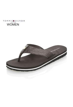 Tommy Hilfiger Kadın Terlik Fw0Fw00459 294 Exclusive M1285Ellie 4D